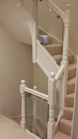 Bromley Glass Balustrade