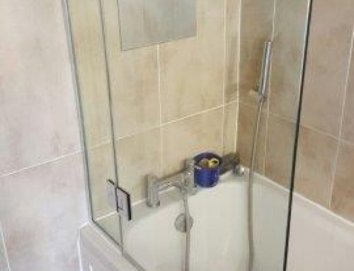Glass Frameless Showers
