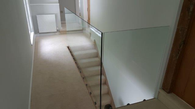 Ashford Glass Balustrade