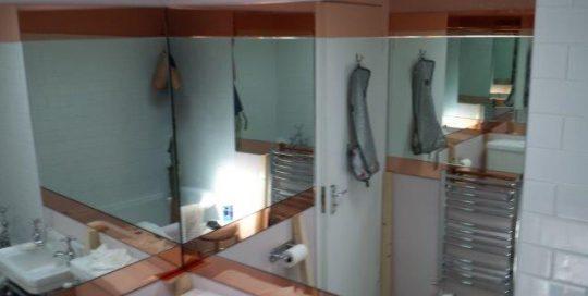 Bespoke Glass Mirror