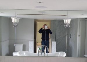 Bespoke Glass Mirror