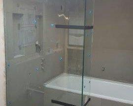 Frameless Shower Glass