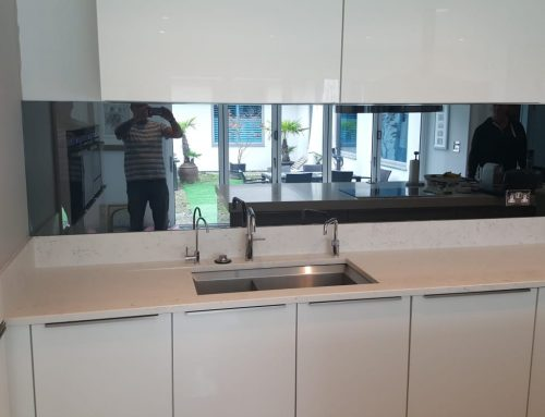 Mirror Kitchen Splashbacks