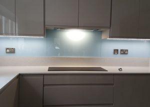 Glass Kitchen Splashbacks
