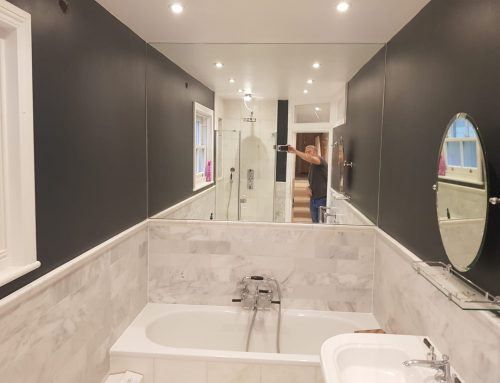 Bespoke Bathroom Mirror